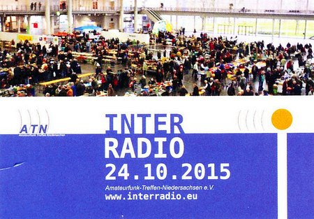 Interradio Hannover 2015